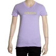 Nixon Girls S/S Tee - Starfish Purple