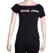 Busted S/S Tee - Black
