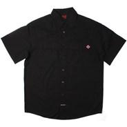 Damone S/S Shirt - Black