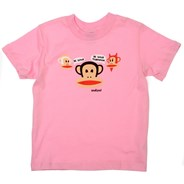 Be Good Kids S/S Tee - Pink