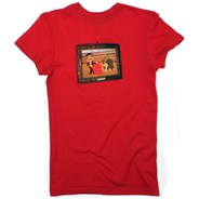Bullfighting Julius S/S Tee - Red