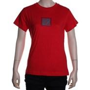 Burgi Mango S/S T-Shirt - Red