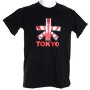 Tokyo City Tributes S/S T-Shirt - Black