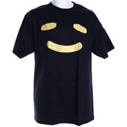 Smile Logo S/S T-Shirt - Navy