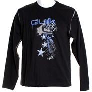 Sandeck L/S T-Shirt - Black