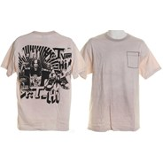 Dr Tee Pocket S/S T-Shirt - Off White