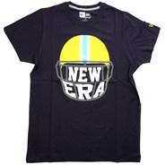 NE Helmet S/S T-Shirt - Navy