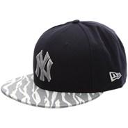 Animal Visor 9FIFTY Strapback Cap - NY Yankees