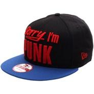 Sorry I'm Punk Snapback Cap
