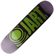 Basic Purple/Green 7.75inch Skateboard Deck