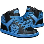 MGP Shreds Blue/Black Shoe