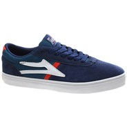 Vincent Navy Suede Shoe