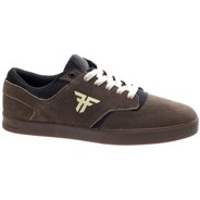 The Vibe Afghan Brown/Gum Shoe