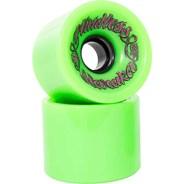Voodoo Haraka Longboard Wheels - Green