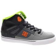 Spartan HI SE Kids Black/Green Print Shoe