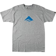 Triangle 7.1 S/S T-Shirt - Grey/Blue