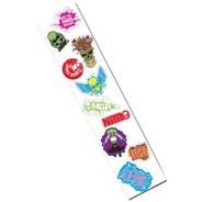 Scooter Sticker Strip 2