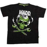 Lightning Bolt S/S Kids T-Shirt - Black