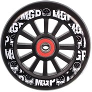 MGP Pro Wheel 100mm inc Bearings - Black