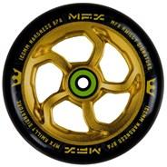 MFX Ryan Williams RWilly Hurricane 120mm Signature Wheel - Anodised Gold