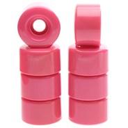 54mm Pink Quad Roller Skate Wheels