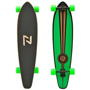 Longboard Roundtail Complete - Green
