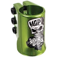 Madd Hatter Triple HIC Scooter Clamp - Green