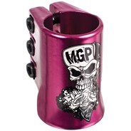 Madd Hatter Triple HIC Scooter Clamp - Purple