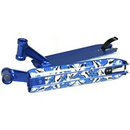 DDAM 4.5inches Street Scooter Deck - Blue