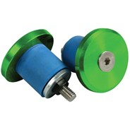 BAMF Bar Ends - Green