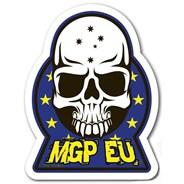 MGP EU Skull Sticker