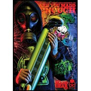 MGP Scooter Poster - Nitro End Of Days - 59.5cm x 42cm