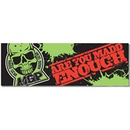 MGP Hanging Banner - Are You Madd Enough - 3m x 1m