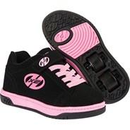 Dual Up Black/Pink Kids Heely X2 Shoe