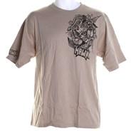 Taboo S/S T-Shirt - Straw