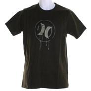 Target S/S T-Shirt - Tank Green