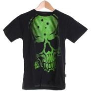 Tremors S/S Kids T-Shirt - Black/Green