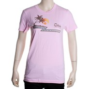 Diego S/S Tee - Pink