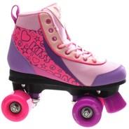 Retro Quad Roller Skates - Pure Passion
