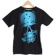 Tremors S/S Kids T-Shirt - Black/Blue