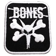 Vato Rat Bones Patch