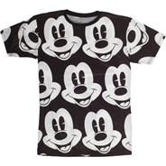 Mickey Mickey S/S T-Shirt - Black