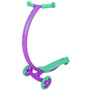 Zycom C100 Mini Cruz Scooter - Purple/Turquoise