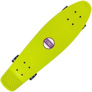 Polyprop Grande Cruiser - Lime/Purple