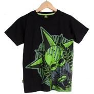 Iron Star S/S Kids T-Shirt - Black