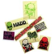 MGP Scooter Sticker Pack