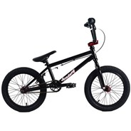Inspire 2015 16inch BMX Bike - Black/Red