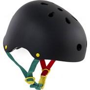 Essentials Rasta Sticker Helmet