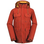 Troop Insulated Jacket - Rust