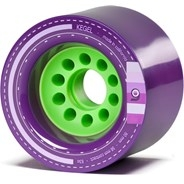 Kegel Longboard Wheels - Purple 83a